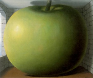 Magritte - The Listening Room